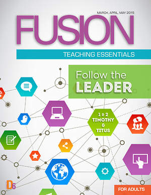 D6 Fusion Adult Teaching Essentials Spring 2015