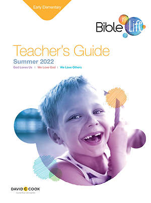 Bible-In-Life Early Elementary Teacher Guide Summer 2015