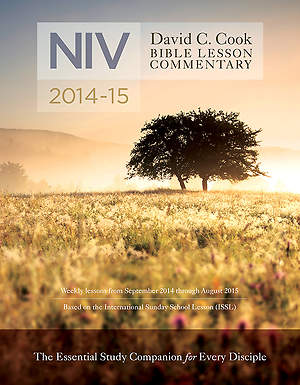 David C. Cook's NIV Bible Lesson Commentary 2014-15