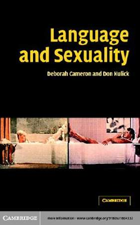 Language and Sexuality [Adobe Ebook]