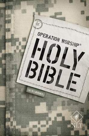 Operation Worship Compact NLT (Army Edition)