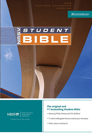 New Revised Standard Version Student Bible