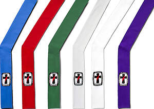 United Methodist Deacon's Stole Set of 6
