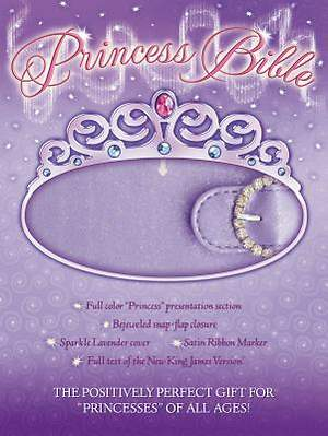 Princess Bible - Lavender