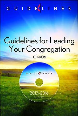 Guidelines for Leading Your Congregation 2013-2016 Set CD-ROM