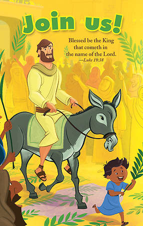 Join Us - Bible Story Postcards - Pack of 25