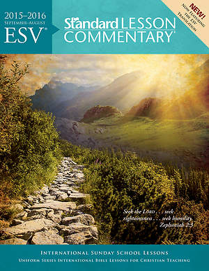 Standard Lesson Commentary ESV Edition 2015-2016