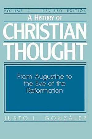A History of Christian Thought Volume 2 - eBook [ePub]