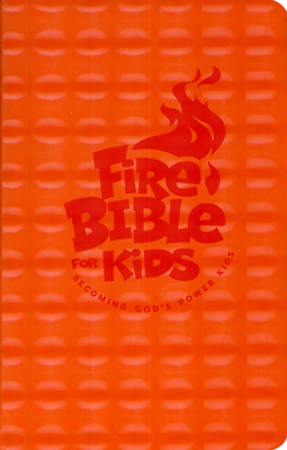 NKJV Fire Bible for Kids