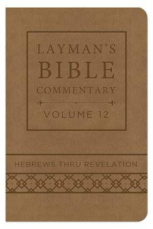 Layman's Bible Commentary Vol. 12 (Deluxe Handy Size)