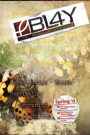 Bible Lessons for Youth Spring 2015 Student
