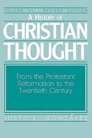 A History of Christian Thought Volume 3 - eBook [ePub]