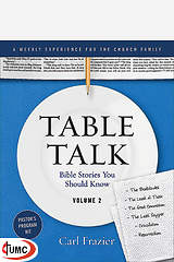 Table Talk Volume 2 - Pastor's Program Kit