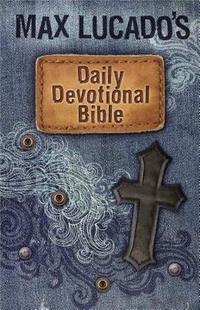 Max Lucado's Children's Daily Devotional Bible, ICB
