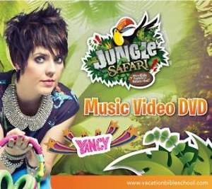 Standard VBS 2014 Jungle Safari Music Video DVD
