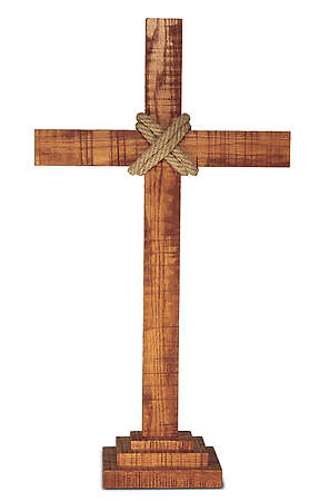 Old Rugged Collection Cross