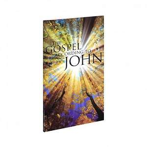 Good News Translation Gospel of John Portion Revised