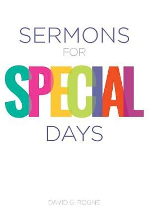 Sermons for Special Days