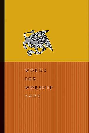 Words for Worship Year B 2003 CD-ROM