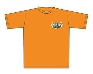 Standard VBS 2014 Jungle Safari Adult Bright Orange T-Shirt Orange - Medium