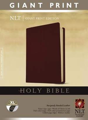 Holy Bible Giant Print New Living Translation