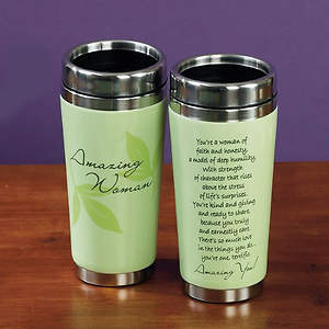 Amazing Women Travel Mug