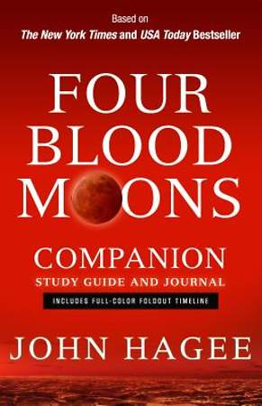 Four Blood Moons Companion Study Guide and Journal [ePub Ebook]