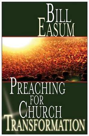 Preaching for Church Transformation - eBook [ePub]