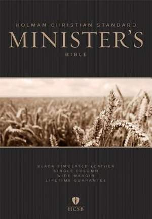 HCSB Minister's Bible