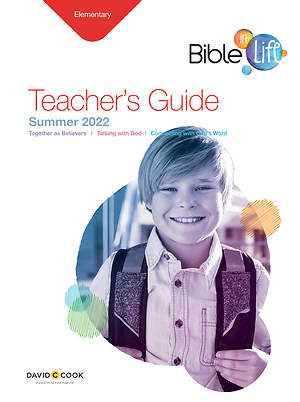 Bible In Life Elementary Teacher Guide Summer 2015