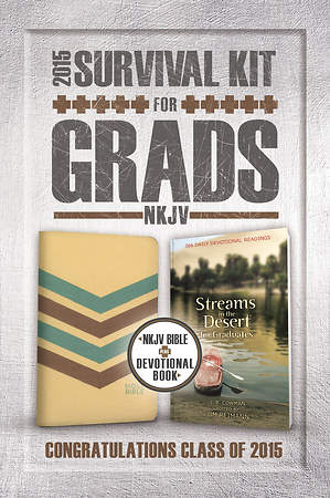 2015 Survival Kit for Grads, NKJV Bible