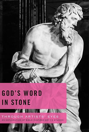 Through Artists` Eyes Series - God`s Word in Stone