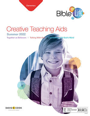 Bible In Life Elementary Creative Teaching Aids Summer 2015