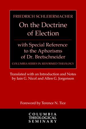 On the Doctrine of Election [ePub Ebook]
