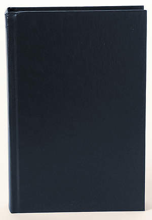 United Methodist Generic Navy Stain No Stamp Hymnal
