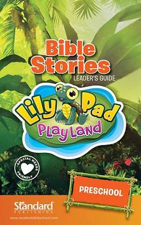 Standard VBS 2014 Jungle Safari Bible Stories Leader's Guide-Preschool