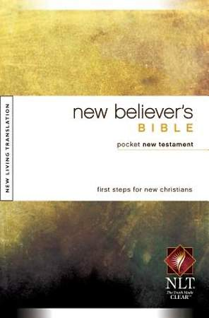 New Believer's Bible Pocket NT NLT