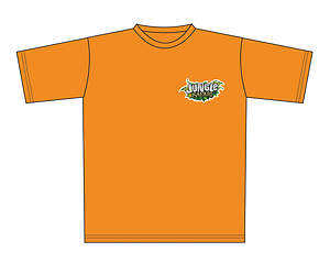 Standard VBS 2014 Jungle Safari Adult Bright Orange T-Shirt Orange - X-Large