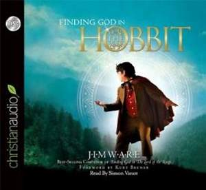 Finding God in the Hobbit Audiobook