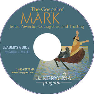 Kerygma - The Gospel of Mark Leader`s Guide CDROM