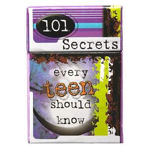 101 Secrets Every Teen Should Know Box of Blessings