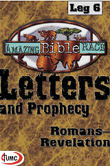 Amazing Bible Race, Runner`s Reader, Leg 6