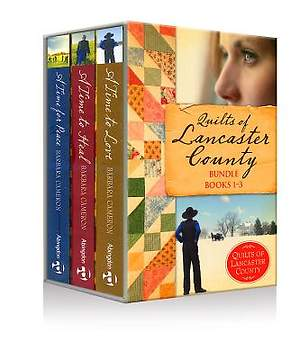 Quilts of Lancaster County Bundle, A Time to Love, A Time to Heal & A Time for Peace - eBook [ePub]