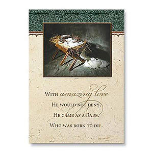 Amazing Love Boxed Cards