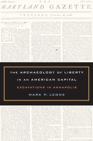 The Archaeology of Liberty in an American Capital [Adobe Ebook]