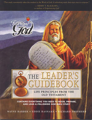Life Principles from the Old Testament Leader`s Guidebook