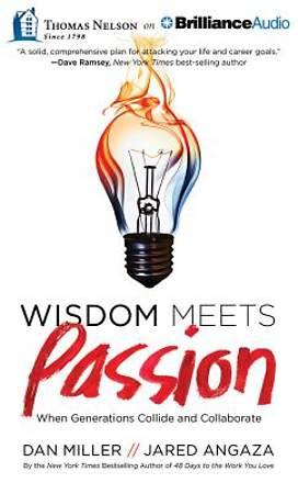 Wisdom Meets Passion Audiobook - MP3 CD