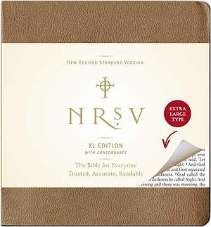 New Revised Standard Version Bible XL Edition