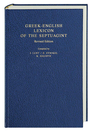 A Greek-English Lexicon of the Septuagint