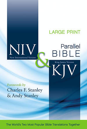 New International Version and King James Version Side-by-Side Bible